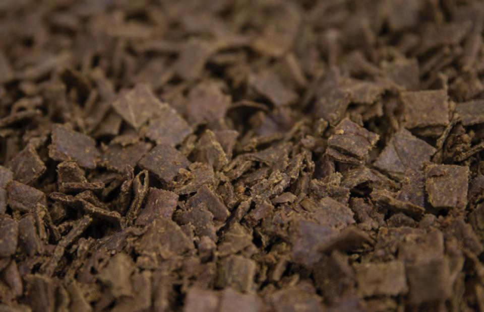 ZIWI Peak air dried pet food for dogs and cats close up