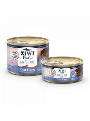 ZIWI Provenance Range - East Cape Canned Recipe for Cats